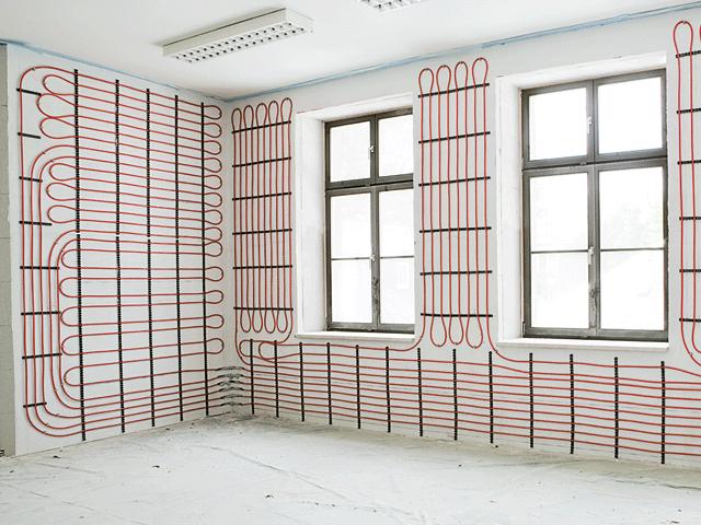 Riscaldamento a parete trentin franzoso - Riscaldamento pannelli radianti a parete ...