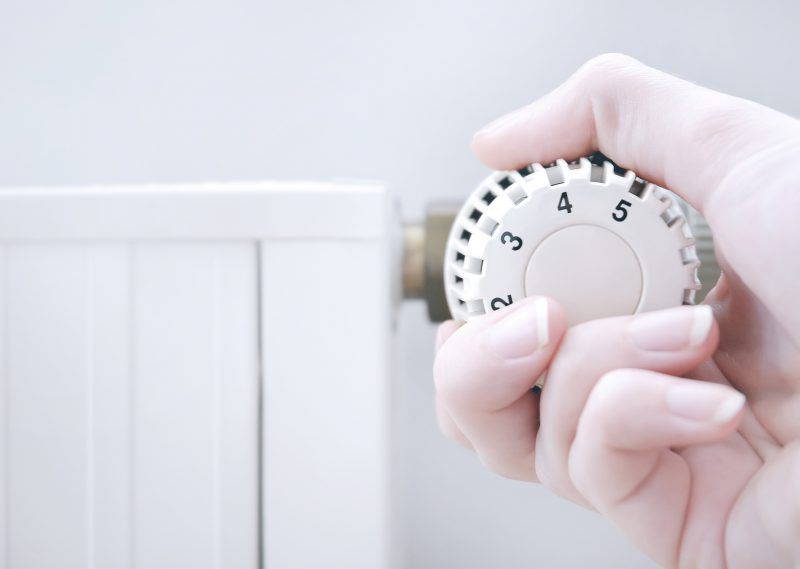alleggerire i costi di riscaldamento