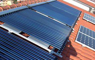 impianti solari termici